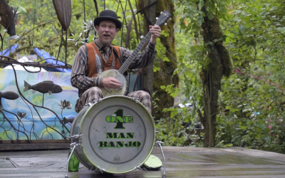One Man Banjo