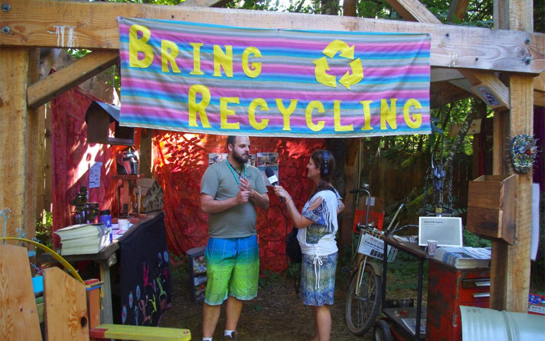 BRING Recycling at Energy Park