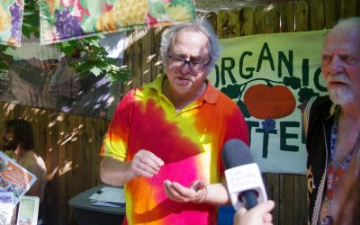 Organic Matters at Energy Park