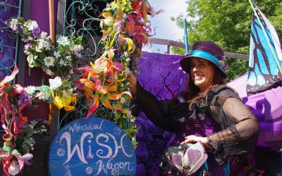 Penelope Pendragon and the Magical WISH Wagon at OCF